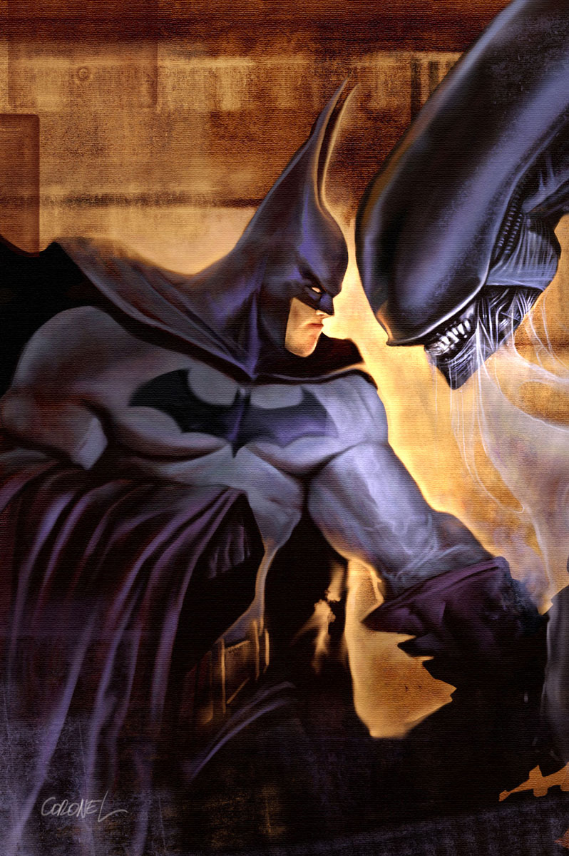 BATMAN-VS-ALIEN